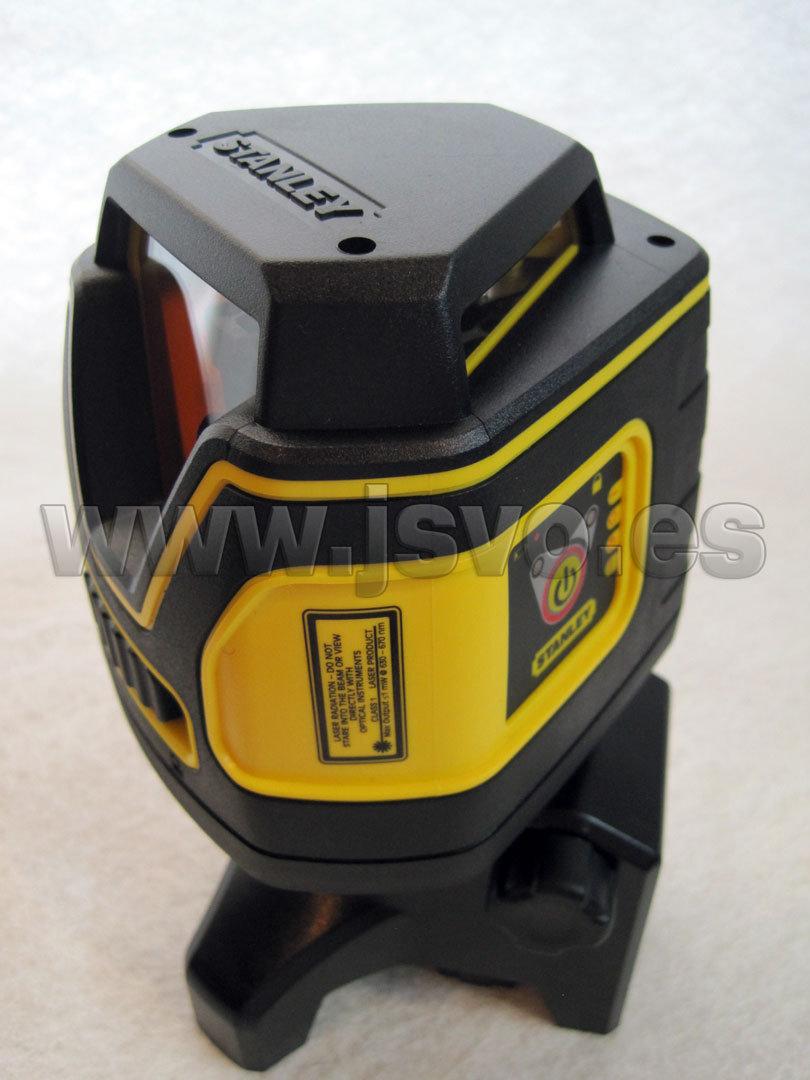 Nivel l ser autonivelante stanley sll360 js venta online - Nivel laser stanley ...