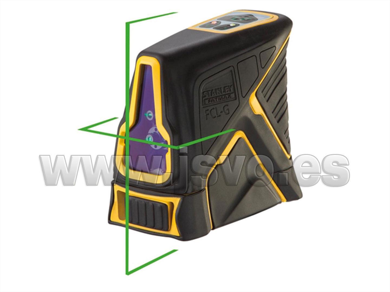 Nivel l ser stanley fatmax con haz verde fcl g js venta - Nivel con laser ...