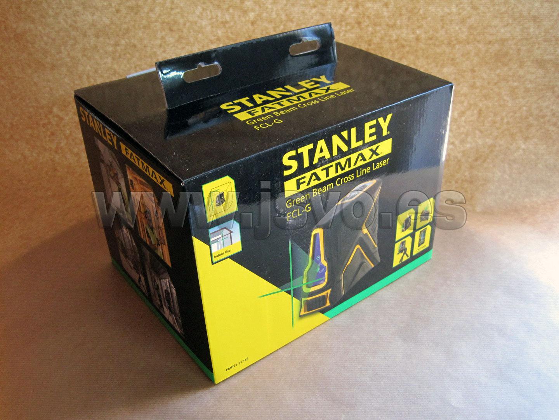 Nivel l ser stanley fatmax con haz verde fcl g js venta - Nivel laser stanley ...