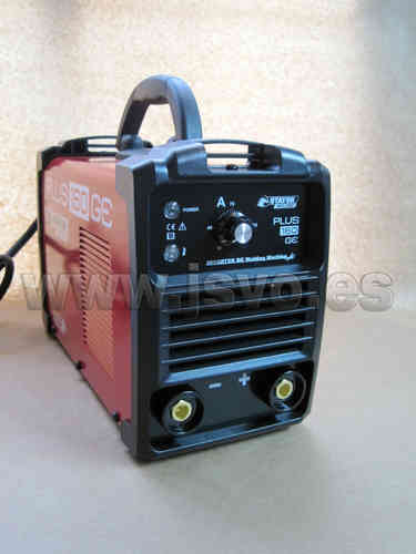 Soldadura Inverter Stayer Plus 160 GE KIT