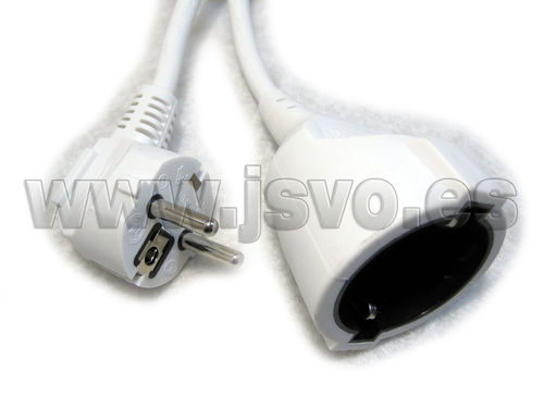 Cable Prolongador 3m Electro dh 36.762/3/B